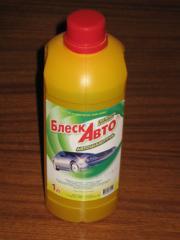 Auto, brilliance auto, automatic car wash shampoo,