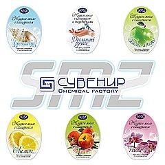 Мыло жидкое с глицерином торговой марки SMZ