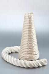 Канат полиамидный тросовой свивки (3-х прядный) (Polyamide (Nylon) three-strand twisted rope)