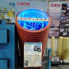The thermal AKT-300 accumulator from LLC Novye