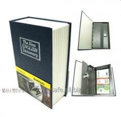 Книга сейф Английский словарь 18см