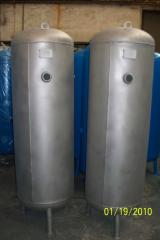 Receivers air of stainless steel, a receiver air