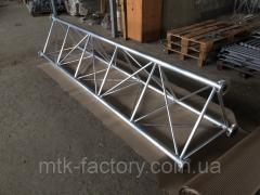 Мачта алюминиевая МФ600 - висота 6 м