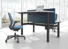 Офисный cтол с электрической регулировкой MOTION