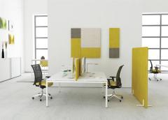 Система офисных столов NOVA U Slide