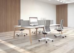 Система офисных столов NOVA Wood [NEW!]