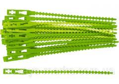 Підв'язки для садових рослин, 13 см, пластикові, 50 шт. PALISAD 644948