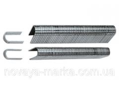 Скоби, 12 мм, для кабелю, загартовані, для степлера 40905, тип 28, 1000 шт. MTX MASTER