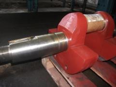 Shaft cranked 34.02.01.00-006sb the KT-6
