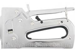 Степлер меблевий, металічний регульований, тип скоби 53, 6-14мм MTX  Professional 409139