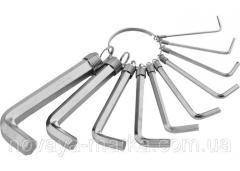 Набор г-образных ключей / Набір г-образних ключів