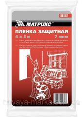 Плівка захисна будівельна/пленка защитная строительная