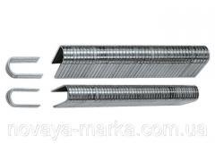 Скоби, 14 мм, для кабелю, загартовані, для степлера 40901, тип 36, 1000 шт. MTX MASTER