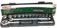 Набор инструмента KING STD KSD-017