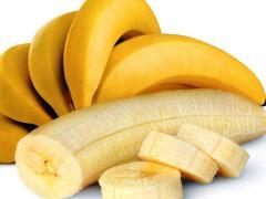 Банановое пюре