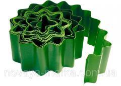 Бордюр садовий, 15 х 900 см, зелений PALISAD 644818