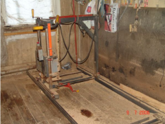 Power-saw benches are tire, chain