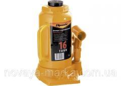 Домкрат Гідравлічний Пляшковий, 16 Т, H Підйому 220-420 Мм Sparta 50327