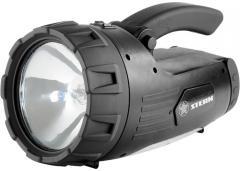 Ліхтарик пошуковий, багатофункціональний, акумуляторний, гал/25w+24led+3led STERN 90534