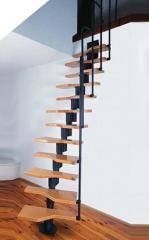 Лестницы модульные