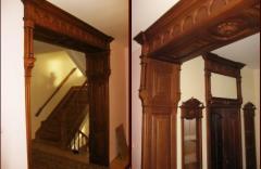 Мебельные фасады деревянные
