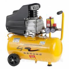Компресор повітряний PC 1/24-205, 1,5 кВт, 206 л / хв, 24 л DENZEL 58061