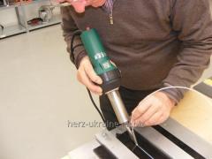 Фен технический ручной Rion Digital, HERZ