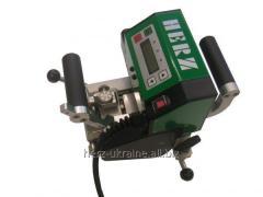 Сварочный автомат MION, HERZ Германия, для тоннельных мембран, геомембран (гидроизоляция)