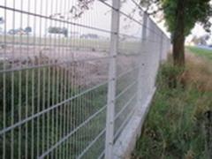 Забор КОЛЬЧУГА