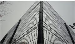 Забор спортивной площадки