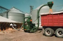 Blowers, pneumoconveyors for grain.