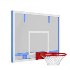 Щит баскетбольный детский из оргстекла
