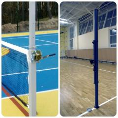 Badminton racks
