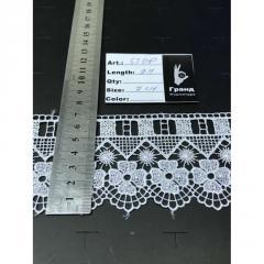 Кружево синтетика 5508