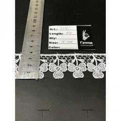 Кружево синтетика 5171