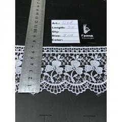 Кружево синтетика 5168