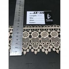 Кружево синтетика KR-107