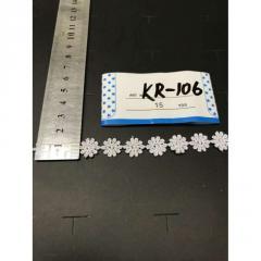 Кружево синтетика KR-106