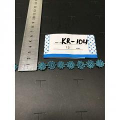 Кружево синтетика KR-104