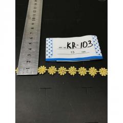 Кружево синтетика KR-103