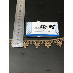 Кружево синтетика KR-95