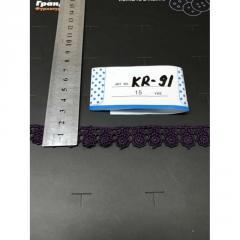 Кружево синтетика KR-91