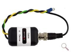 Устройства защиты от импульсных перенапряжений Twist TWIST- LGC, пристрiй для грозозахисту