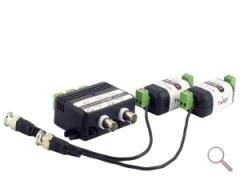 Комплект усилителей Twist Twist Mini Black 2k, Комплект прийомо-передавачів