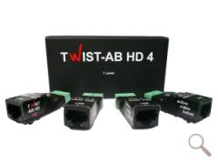Комплект усилителей Twist TWIST-AB HD 4