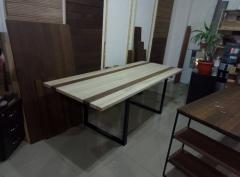 Furniture in the loft