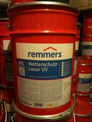 Лазурь для фасада Remmers WETTERSCHUTZ  UV