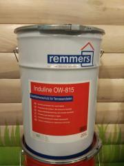 Масло для террас Remmers INDULINE  OW 815