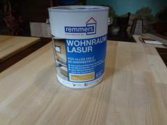 Масло для вагонки Remmers WOHNRAUM