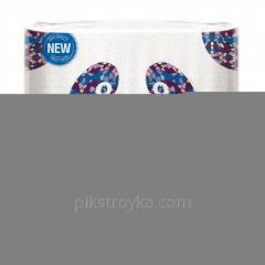 Туалетная бумага Снежная панда 4шт Art...